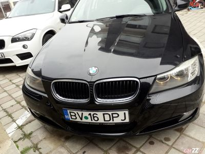 second-hand BMW 320 D model 2011,184 cp