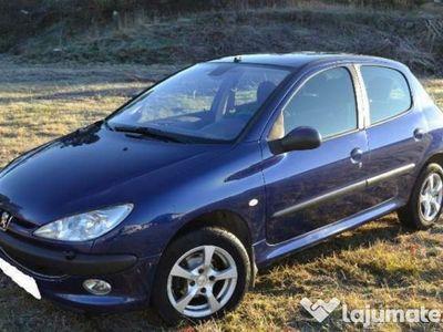 used Peugeot 206 1,4 HDI
