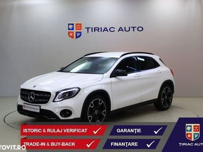 second-hand Mercedes GLA200 GLACDI 4M