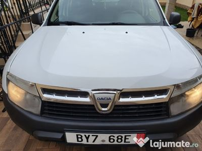 second-hand Dacia Duster 4x4