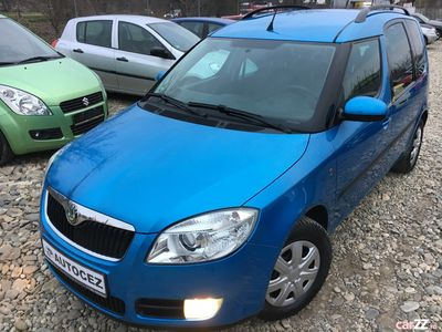 second-hand Skoda Roomster 2010-Benzina-Posibilitate RATE-
