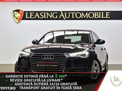 used Audi A6 2.0 190 Cp 2016 Automat
