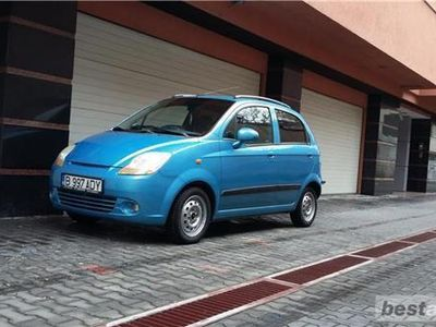 second-hand Chevrolet Spark 51.000 km, euro 4 impecabil