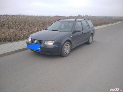 second-hand VW Bora 1,9 TDI break