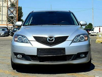 second-hand Mazda 3 1.6 benzina 105 cai lant navi mare Import Germania