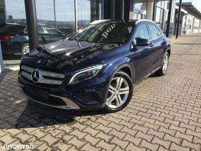 second-hand Mercedes GLA200