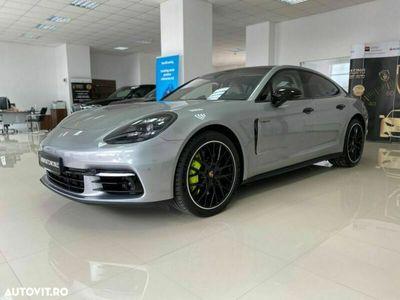 second-hand Porsche Panamera 4S