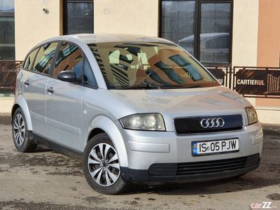 second-hand Audi A2 1.4TDI 75cp Climatronic 2003