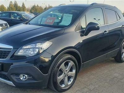 second-hand Opel Mokka 1.7 EcoFlex Piele Navi Xenon 2013 Euro 5 Inmat.