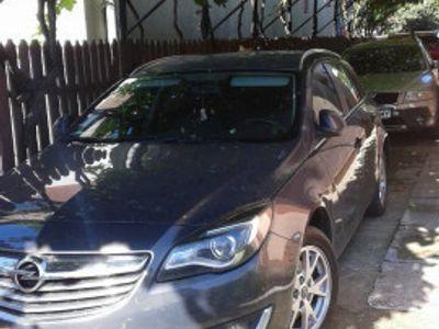 used Opel Insignia cu rar facut