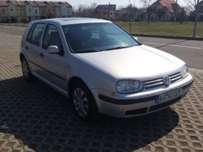 second-hand VW Golf IV 2002 1.6SR Preț 1000€ MERITA VAZUT
