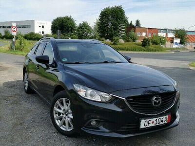 second-hand Mazda 6 2014