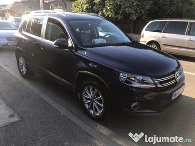 second-hand VW Tiguan 2,0 tdi an 2013, climatronic taxe la zi