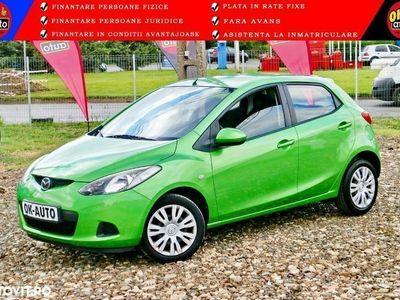 second-hand Mazda 2 Plus - 1.4 DIESEL - AN 2008 - vanzare in RATE FIXE cu avans 0%.