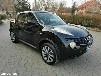 second-hand Nissan Juke 1.5 DCi 110 Cp 2014 Euro 5