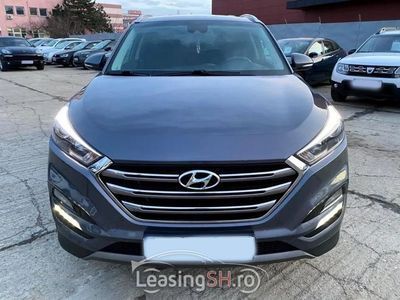 second-hand Hyundai Tucson din 2016