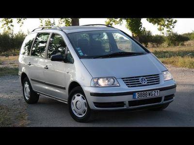 second-hand VW Sharan 7 Locuri ( Alhambra, Galaxy ) - an 2002, 1.9 Tdi