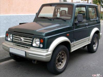 second-hand Suzuki Samurai 2000 diesel