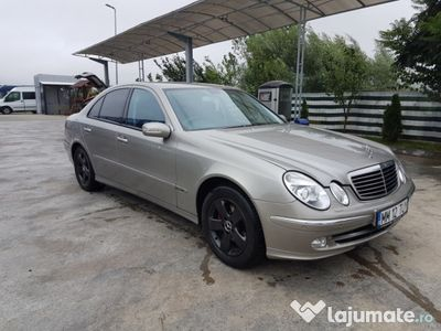 second-hand Mercedes E220 CDI avant-garde