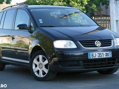 second-hand VW Touran - an 2006, 1.9 Tdi (Diesel)