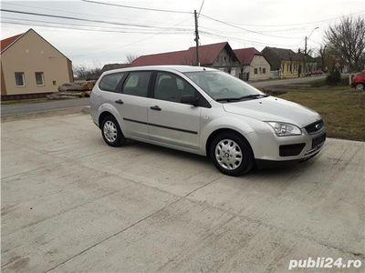second-hand Ford Focus kombi an 2007 benzina 1.6 euro 4 klima imp german
