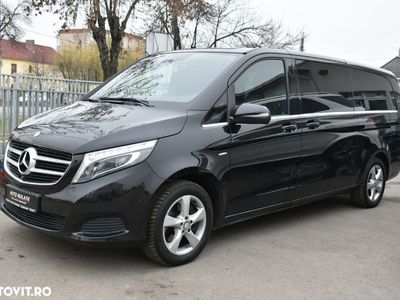 second-hand Mercedes V250