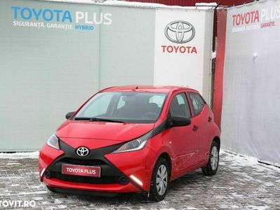 second-hand Toyota Aygo 1.0