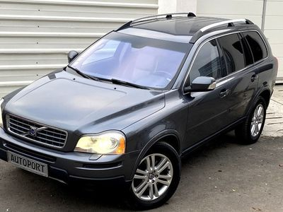 second-hand Volvo XC90 D5 AWD SUMMUM 7 Locuri, 4x4, piele //POSIBILITAT