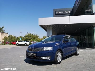 second-hand Skoda Rapid 1.6