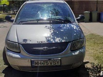 second-hand Chrysler Voyager