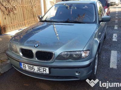 second-hand BMW 320 e46 d fl 2004 impecabil.