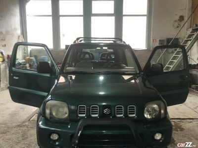 second-hand Suzuki Jimny