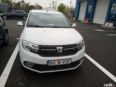 second-hand Dacia Sandero Laureate 2018 diesel