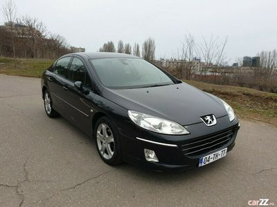 second-hand Peugeot 407 2.0 HDIF, automată,136 cp, 16v