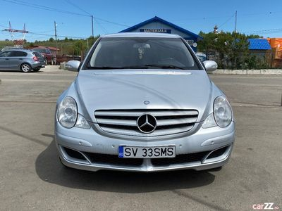second-hand Mercedes R320 cdi 4matic, 224 cp, cutie automata 7g-tronic,