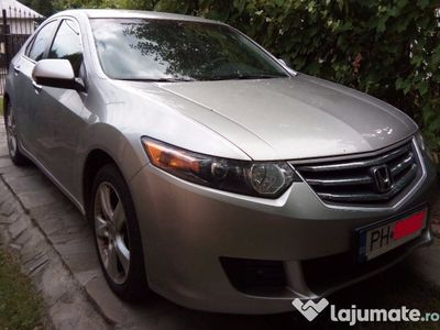 second-hand Honda Accord fabr 2010, benzina, 69.000 km