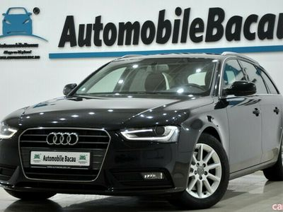 second-hand Audi A4 2.0 tdi 177 cp automata 2013 euro 5 import germania