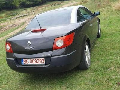 second-hand Renault Mégane Cabriolet