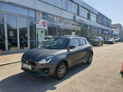 second-hand Suzuki Swift Hybrid 4x4