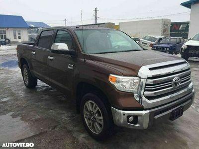 second-hand Toyota Tundra