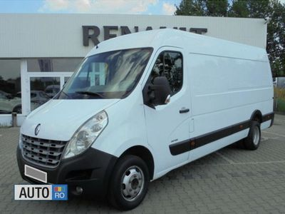 second-hand Renault Master MAXI XXL 3500kg, leasing, TVA