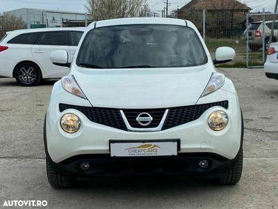 second-hand Nissan Juke 1.6