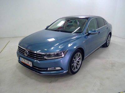 second-hand VW Passat 2.0 TDI 4Motion Highline
