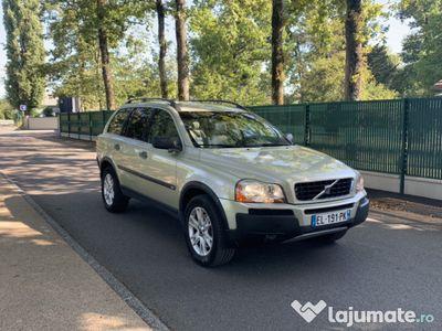 second-hand Volvo XC90 2.4 TDI 185 caii 7 locuri