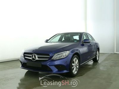 second-hand Mercedes C220 din 2018