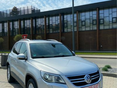 second-hand VW Tiguan 4X4 EURO5