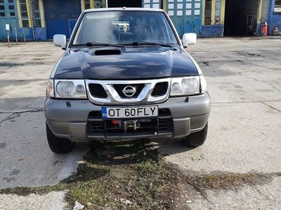 second-hand Nissan Terrano 2