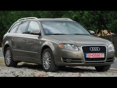 second-hand Audi A4 2.0 TDI