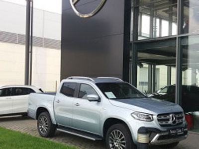 second-hand Mercedes X350 V6 4x4