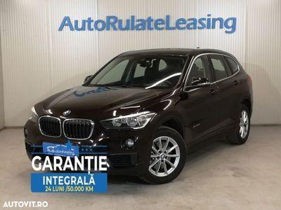 second-hand BMW X1 din 2016
